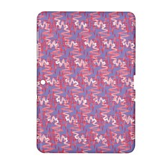 Pattern Abstract Squiggles Gliftex Samsung Galaxy Tab 2 (10 1 ) P5100 Hardshell Case