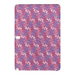 Pattern Abstract Squiggles Gliftex Samsung Galaxy Tab Pro 12 2 Hardshell Case