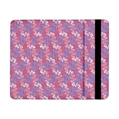 Pattern Abstract Squiggles Gliftex Samsung Galaxy Tab Pro 8 4  Flip Case