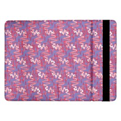Pattern Abstract Squiggles Gliftex Samsung Galaxy Tab Pro 12 2  Flip Case