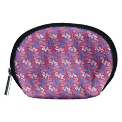 Pattern Abstract Squiggles Gliftex Accessory Pouches (Medium)