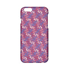 Pattern Abstract Squiggles Gliftex Apple Iphone 6/6s Hardshell Case