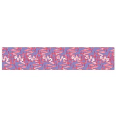 Pattern Abstract Squiggles Gliftex Flano Scarf (small)