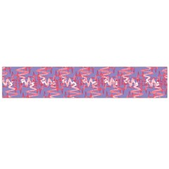 Pattern Abstract Squiggles Gliftex Flano Scarf (Large)