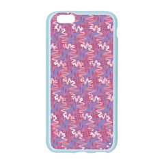 Pattern Abstract Squiggles Gliftex Apple Seamless iPhone 6/6S Case (Color)