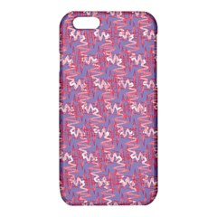 Pattern Abstract Squiggles Gliftex iPhone 6/6S TPU Case