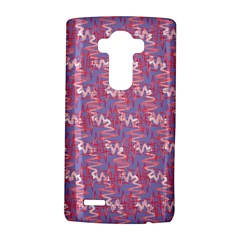Pattern Abstract Squiggles Gliftex LG G4 Hardshell Case