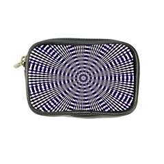 Pattern Stripes Background Coin Purse