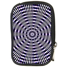 Pattern Stripes Background Compact Camera Cases