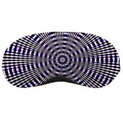 Pattern Stripes Background Sleeping Masks