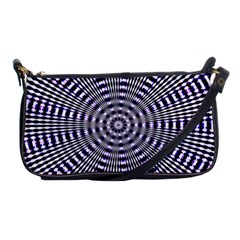 Pattern Stripes Background Shoulder Clutch Bags