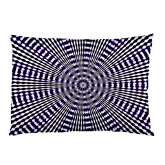 Pattern Stripes Background Pillow Case (two Sides)