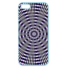 Pattern Stripes Background Apple Seamless iPhone 5 Case (Color)