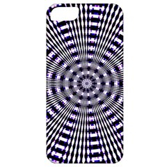 Pattern Stripes Background Apple iPhone 5 Classic Hardshell Case