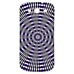 Pattern Stripes Background Samsung Galaxy S3 S Iii Classic Hardshell Back Case