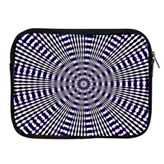Pattern Stripes Background Apple iPad 2/3/4 Zipper Cases