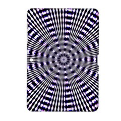 Pattern Stripes Background Samsung Galaxy Tab 2 (10.1 ) P5100 Hardshell Case