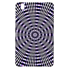 Pattern Stripes Background Samsung Galaxy Tab Pro 8.4 Hardshell Case