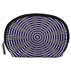 Pattern Stripes Background Accessory Pouches (large)