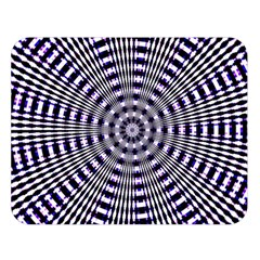 Pattern Stripes Background Double Sided Flano Blanket (large)