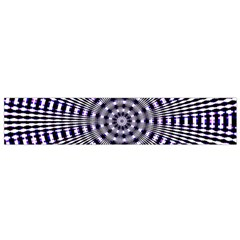 Pattern Stripes Background Flano Scarf (small)