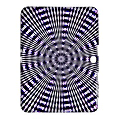Pattern Stripes Background Samsung Galaxy Tab 4 (10.1 ) Hardshell Case