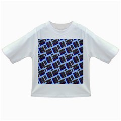 Abstract Pattern Seamless Artwork Infant/toddler T Shirts
