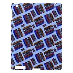 Abstract Pattern Seamless Artwork Apple iPad 3/4 Hardshell Case