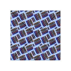 Abstract Pattern Seamless Artwork Acrylic Tangram Puzzle (4  X 4 )