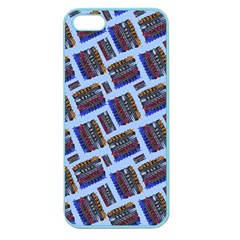 Abstract Pattern Seamless Artwork Apple Seamless iPhone 5 Case (Color)