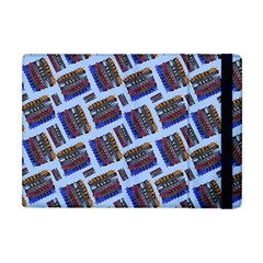 Abstract Pattern Seamless Artwork Apple iPad Mini Flip Case