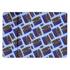 Abstract Pattern Seamless Artwork Samsung Galaxy Tab 10.1  P7500 Flip Case