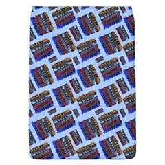 Abstract Pattern Seamless Artwork Flap Covers (L)