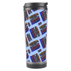 Abstract Pattern Seamless Artwork Travel Tumbler