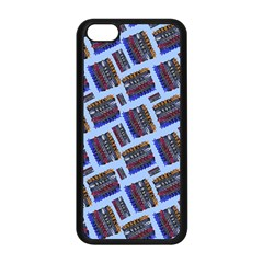 Abstract Pattern Seamless Artwork Apple Iphone 5c Seamless Case (black)
