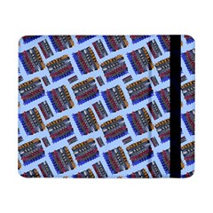 Abstract Pattern Seamless Artwork Samsung Galaxy Tab Pro 8 4  Flip Case