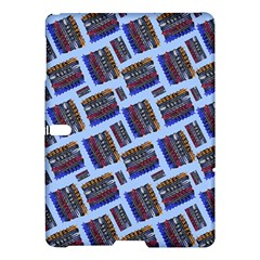 Abstract Pattern Seamless Artwork Samsung Galaxy Tab S (10.5 ) Hardshell Case