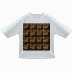 Collage Stone Wall Texture Infant/toddler T Shirts