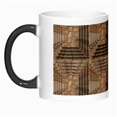 Collage Stone Wall Texture Morph Mugs