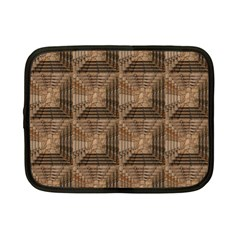 Collage Stone Wall Texture Netbook Case (small)