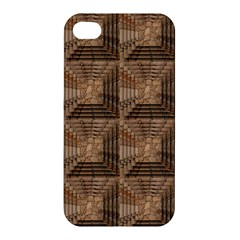 Collage Stone Wall Texture Apple Iphone 4/4s Premium Hardshell Case
