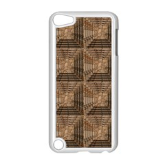 Collage Stone Wall Texture Apple Ipod Touch 5 Case (white)