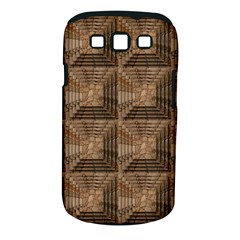 Collage Stone Wall Texture Samsung Galaxy S III Classic Hardshell Case (PC+Silicone)