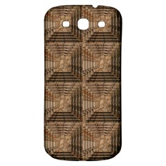 Collage Stone Wall Texture Samsung Galaxy S3 S Iii Classic Hardshell Back Case
