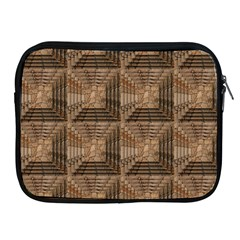 Collage Stone Wall Texture Apple iPad 2/3/4 Zipper Cases
