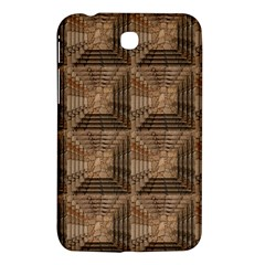 Collage Stone Wall Texture Samsung Galaxy Tab 3 (7 ) P3200 Hardshell Case