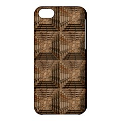 Collage Stone Wall Texture Apple Iphone 5c Hardshell Case