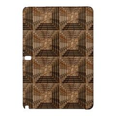 Collage Stone Wall Texture Samsung Galaxy Tab Pro 10.1 Hardshell Case