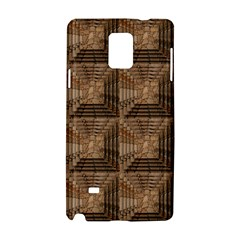 Collage Stone Wall Texture Samsung Galaxy Note 4 Hardshell Case