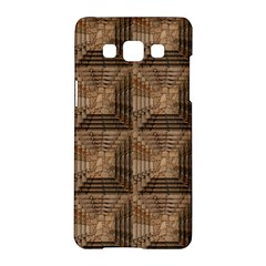 Collage Stone Wall Texture Samsung Galaxy A5 Hardshell Case